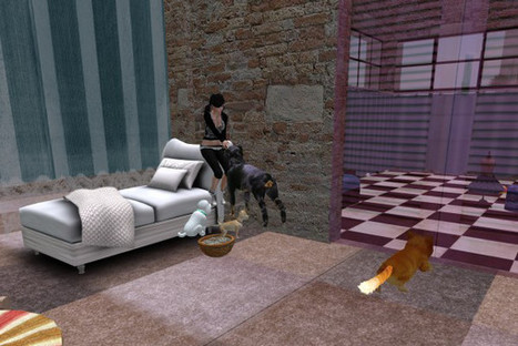 Between Homes - Homeless shelter , Bluenose - Second Life | Second Life Destinations | Scoop.it