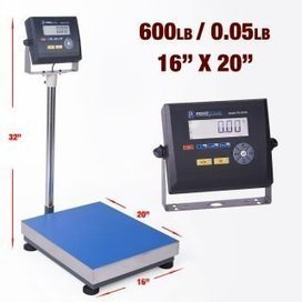 Prime 600lb/ 0.05lb Bench Scale / Shipping Scale / Checkweigher | Cheap Industrial And Commercial Scales | Scoop.it