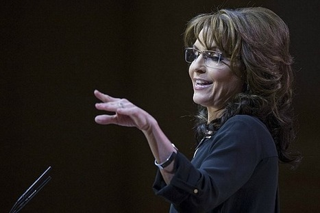 Sarah Palin wows CPAC crowd, stays coy on 2016 | News You Can Use - NO PINKSLIME | Scoop.it