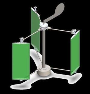 L'éolienne sous licence libre qu'on pourra construire chez soi | Liens pour la STI2D | Scoop.it