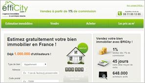Foncia rachète Efficity l'agence immobilière 100% web | Marché immobilier | Scoop.it