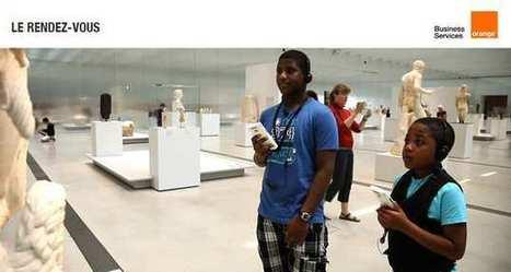 Vidéo : la révolution digitale s'invite au Musée du Louvre Louvre-Lens | Culture et créativité | Scoop.it