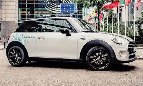 BMW's DriveNow is profitable now | Bilpool | Scoop.it