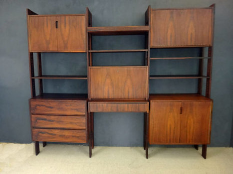 Mid Century Modular Wall Unit | whats been spotted on etsy today? | Scoop.it