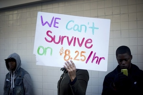 Liberals Need to Think Beyond the Minimum Wage | Political Economy News | Scoop.it