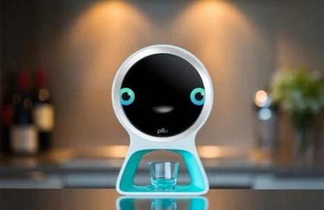 Pillo, el robot enfermero | DICEN | Sanidad TIC | Scoop.it