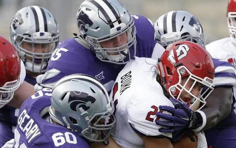 Travis Britz, Will Geary bring wrestling toughness to Kansas State's defensive ... - Kansas City Star | All Things Wildcats | Scoop.it