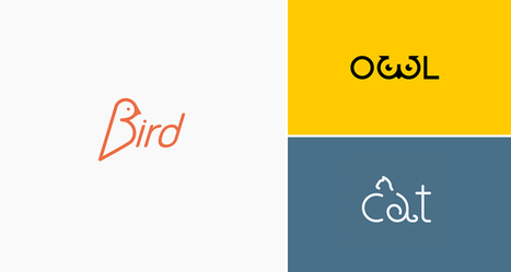 Clever Animal Logos That Show Their Shapes Within Their Names   xposing world of Photography & Design   Scoop.it