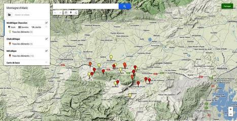 La Montagne d'Alaric : riche en vestiges des Chasséens et des Métalliques, en face du Minervois riche en métaux - ... à travers les âges | Visit Haut Minervois | Scoop.it