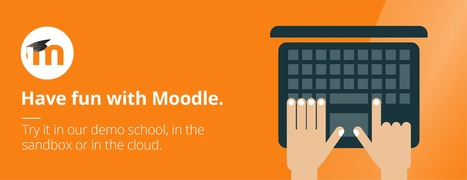 3 Ways To Try Moodle - Moodle.com | Améliorons le elearning | Scoop.it