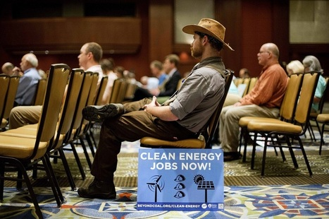 Retired Coal Miner To EPA: 'We're Dying, Literally Dying For You To Help Us' | Sustain Our Earth | Scoop.it