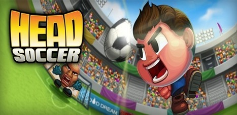 Head Soccer v1.4 Mod (Unlimited Money) APK Free Download | Stuff | Scoop.it