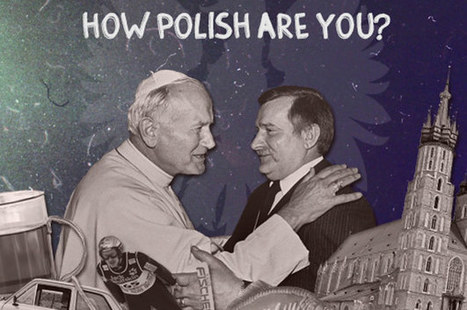 How Polish Are You? | Poland becomes trendy these days! | Scoop.it