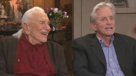 """""""People"""" Magazine Accidentally Publishes Kirk Douglas's Obit 