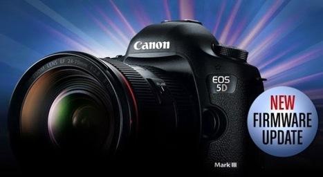 Nueva Actualización del Firmware de la Canon 5D Mark III | Foto Workshops México | Scoop.it