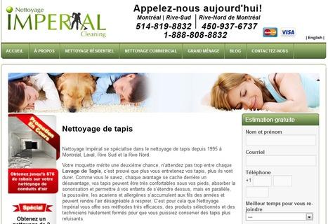 nettoyage de tapis montreal | Nettoyage de tapis Montreal | Scoop.it