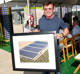 Solar Power Launch | Castle Rock Vineyards | Science Wow Factor | Scoop.it