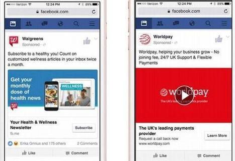 Comment Facebook permet de générer des leads | Salesforce News France | Scoop.it