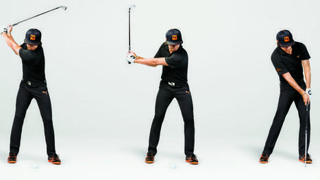 Golf Digest: Rickie Fowler's nine tips to bombing it long - Courier Mail | Golf - Tools, Technologies, and Trends | Scoop.it