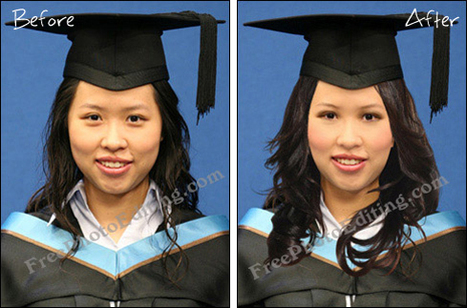 Graduation portrait sessions retouching | Photo Editing Photo Retouching Photo Restoration Services | Scoop.it