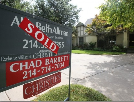 Texas homeowners are buying later and have more income | Real Estate News | Scoop.it
