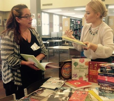 We host inner city schools curriculum day: differentiation | What is a teacher librarian? | Scoop.it