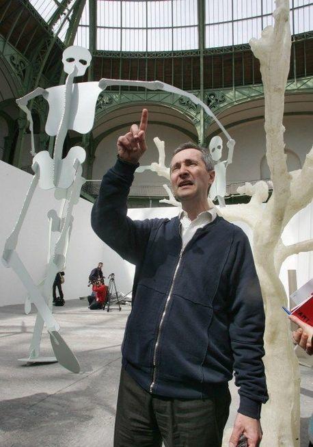 Musée national d'art moderne : les dessous d'une nomination surprise   Scènes Vivantes & Cultures Mouvantes   Scoop.it
