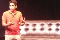 Sal Khan Wants to Teach Everyone: Here Are 6 Lessons for Innovators | Xconomy | Education | Scoop.it