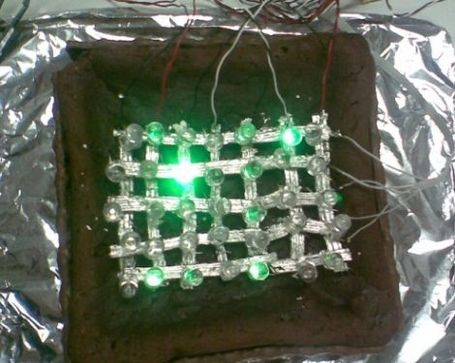 Hacking cakes with LEDs - Hack a Day | Vulbus Incognita Magazine | Scoop.it