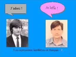 Expressions familières | Conny - Français | Scoop.it
