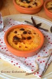 Crème catalane façon Michalak | Recette Dessert Gâteau & Cake | Scoop.it