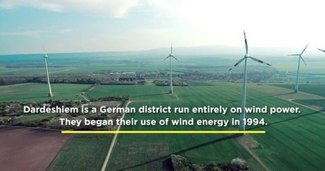 3 Communities Transition Away From Fossil Fuels to Run on 100% Renewables | Cole Mellino | EcoWatch.com | Banco de Aulas | Scoop.it