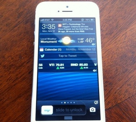 PlanetBeing a réussi le jailbreak untethered de l'iPhone 5 sous IOS 6.0.2 ! | Windows Mac Mobile Application | Scoop.it