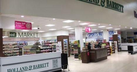 Tesco continue ses tests d'implantations de shop in shop dans ses hypers : partenariat Holland and Barrett | Donnez du Sens à vos commerces ! | Scoop.it