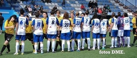 Fútbol Femenino - Crónica: Prainsa Zaragoza 7 - 2 Lagunak S. D.   Futbol Carhue   Scoop.it