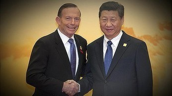 Tony Abbott seals free trade deal with Beijing | Yr 12. Geography: a study of viticulture | Scoop.it