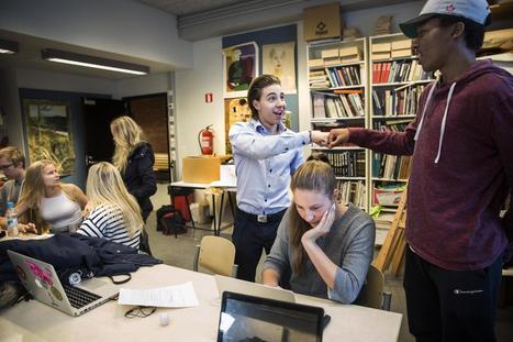 Alas oppiaineet ja läksyt –Espoossa kokeillaan oppimista, joka tulee ensi vuonna kaikkiin kouluihin | Erityistä oppimista | Scoop.it