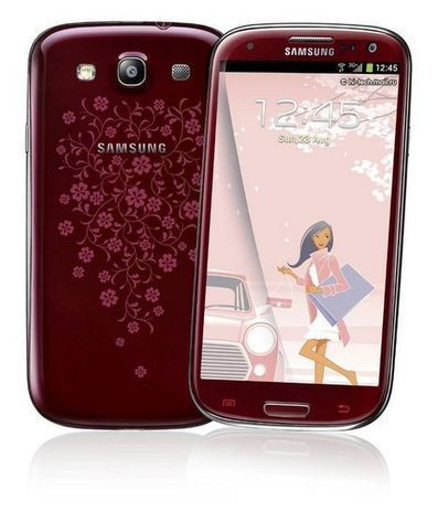 "Samsung ""La Fleur"": New Collection 