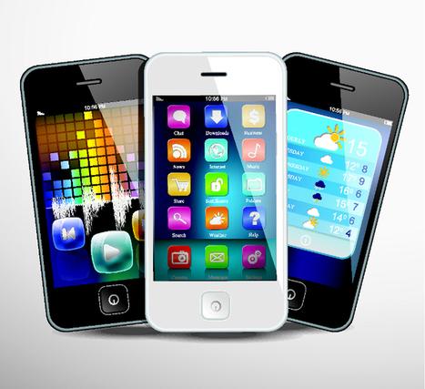 Marché des smartphones : l'Asie monte en puissance dans le sillage ... - ITespresso.fr | Téléphone | Scoop.it