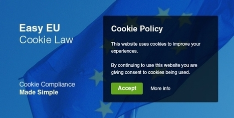 C'è tempo fino al 2 Giugno 2015 per adeguarsi alla legge sui Cookie poi saranno multe salate! | Curation, Copywriting and  ... surroundings | Scoop.it