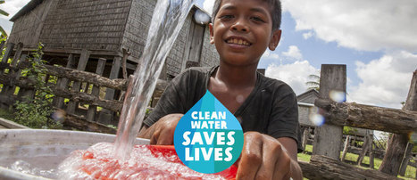 Clean water saves lives | Oxfam Australia | Water Resources in Australia | Scoop.it