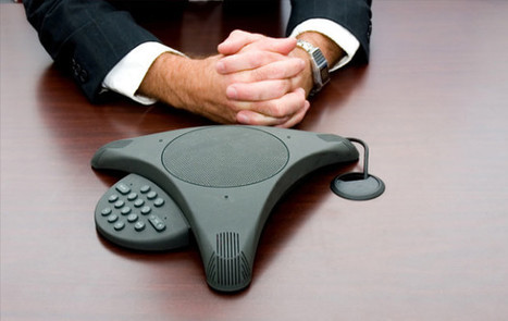 Modernizing Conference Calls - Technically Easy | Conference Calling and Web Meetings | Scoop.it