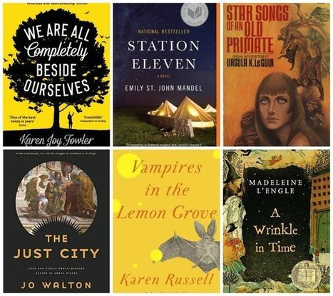 14 Women Sci-Fi Writers You Should Be Reading | Literature & Psychology | Scoop.it