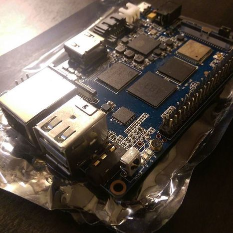 Adventures of Raspberry Pi — Wow wow wow, the Banana Pi M3 arrived today.... | Raspberry Pi | Scoop.it