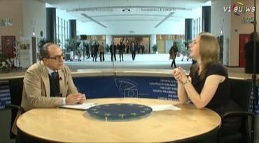 Uitzending viEUws, gesprek met de voorzitter van de Landbouwcommissie van het Europese Parlement, Paolo De Castro | ToekomstGLB | Scoop.it