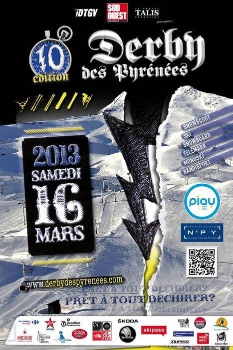 Derby des Pyrénées à Piau-Engaly - Timeline Photos   Facebook   Vallée d'Aure - Pyrénées   Scoop.it