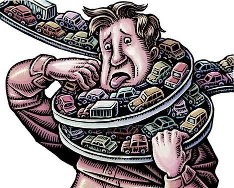 Personal health: Commuting's hidden cost - Worcester Telegram   Commuting   Scoop.it