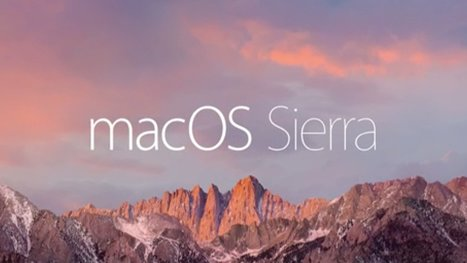 8 New Features Coming To Apple macOS Sierra - Prime Inspiration | Mobile | Scoop.it