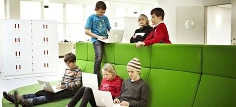 Diseñar la escuela y la biblioteca del futuro | Edumorfosis.it | Scoop.it