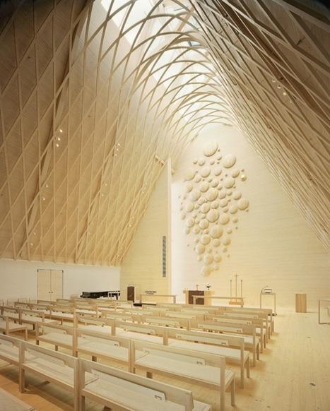 Kuokkala Church / OOPEAA | retail and design | Scoop.it